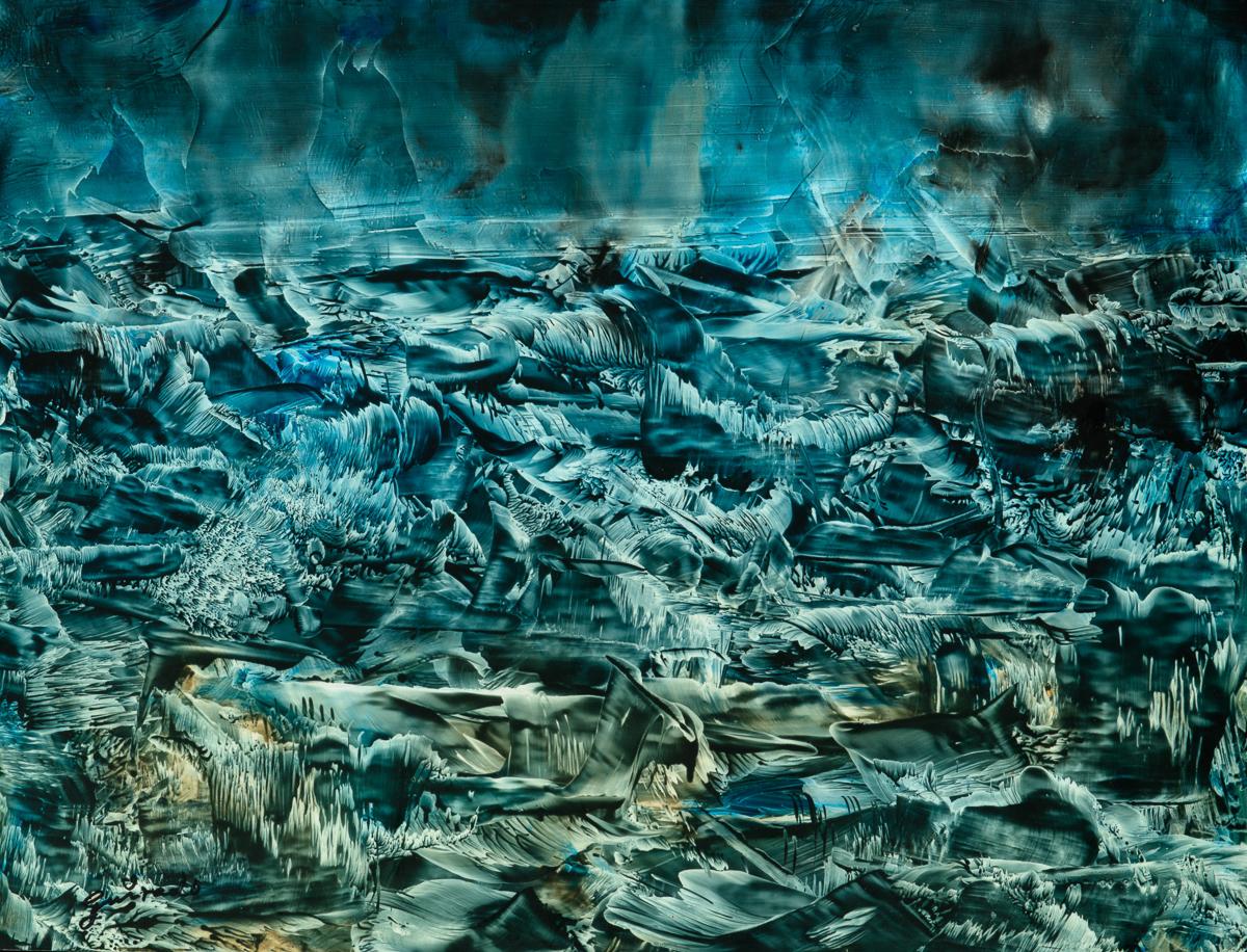 Mares Revueltos (Rough Seas)