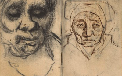Vincent van Gogh Sketchbooks