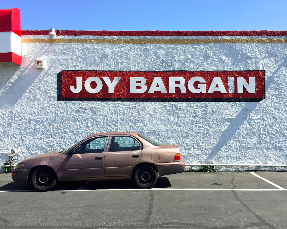 Joy Bargain