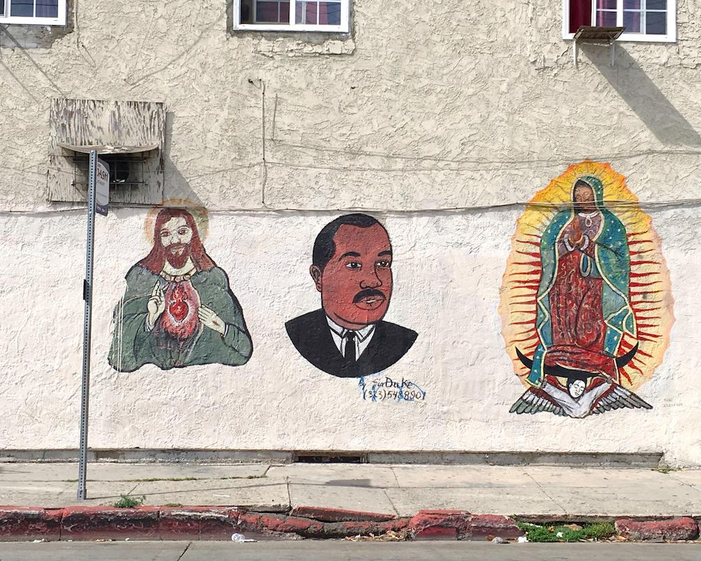 Jesus, Martin, Mary