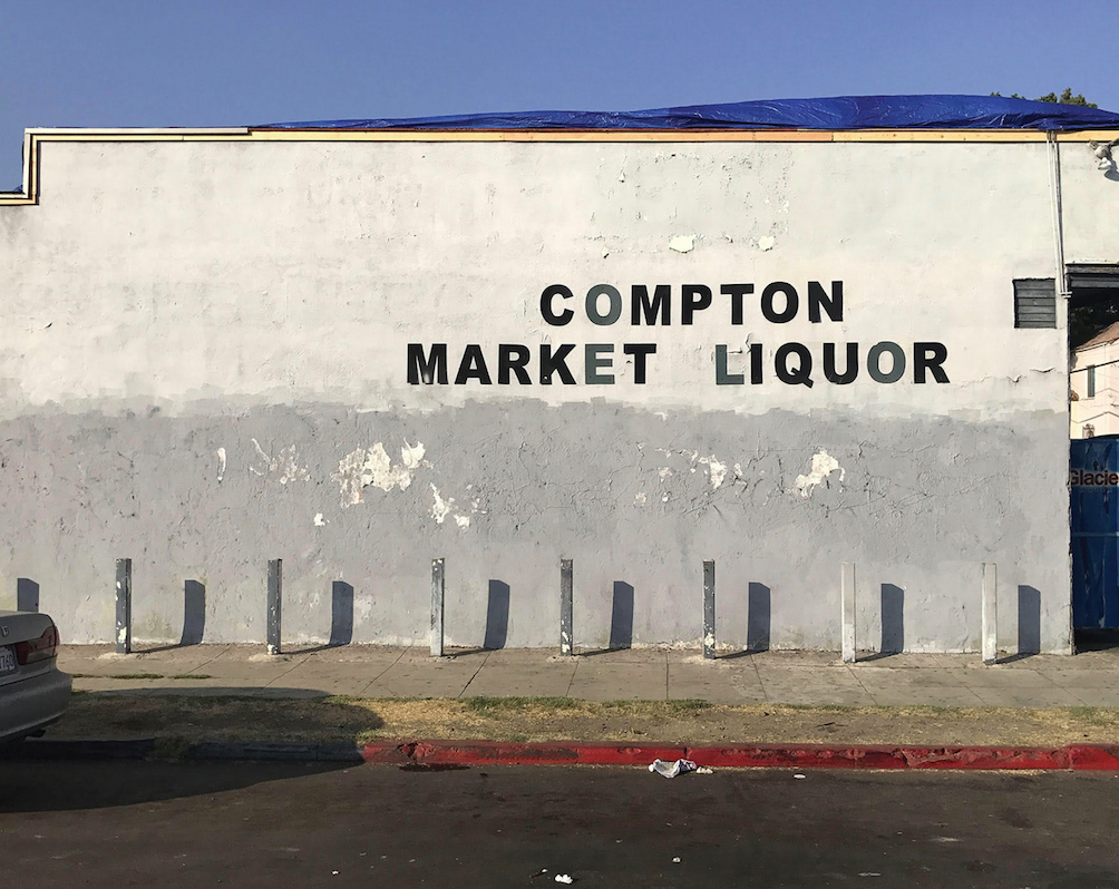 Compton Market Liquor